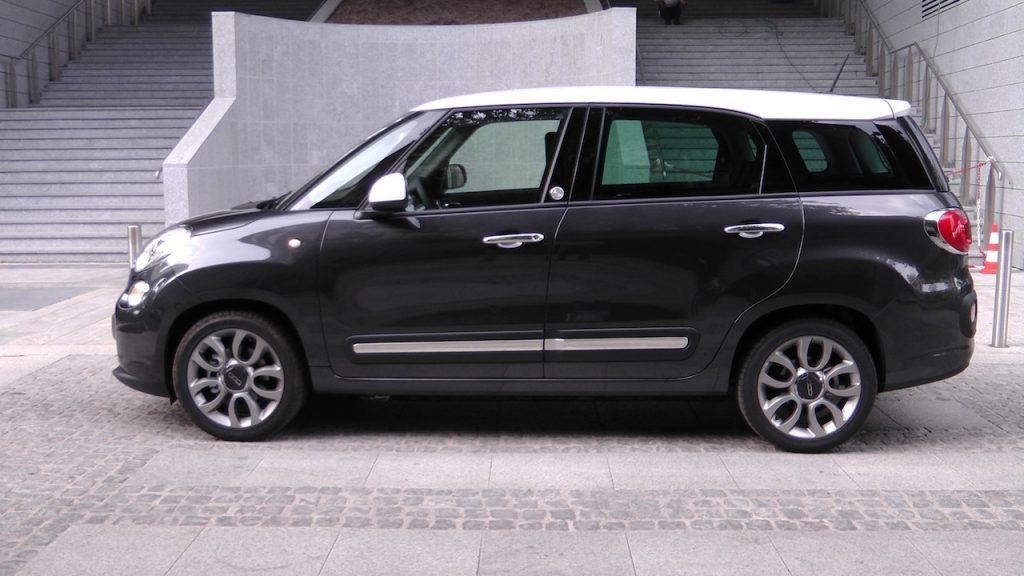 Fiat 500 L GPL