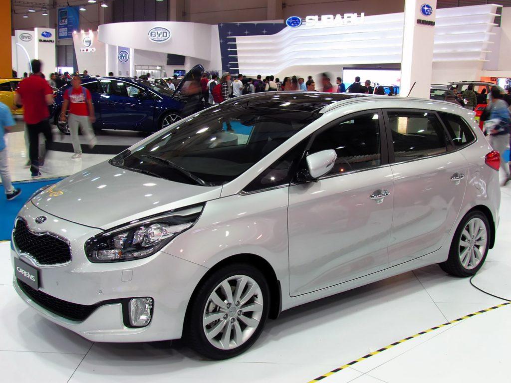 Kia Carens - Auto di Famiglia