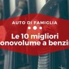 Le 10 migliori monovolume a benzina - Auto di Famiglia