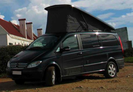 Mercedes Marco Polo - Auto di Famiglia