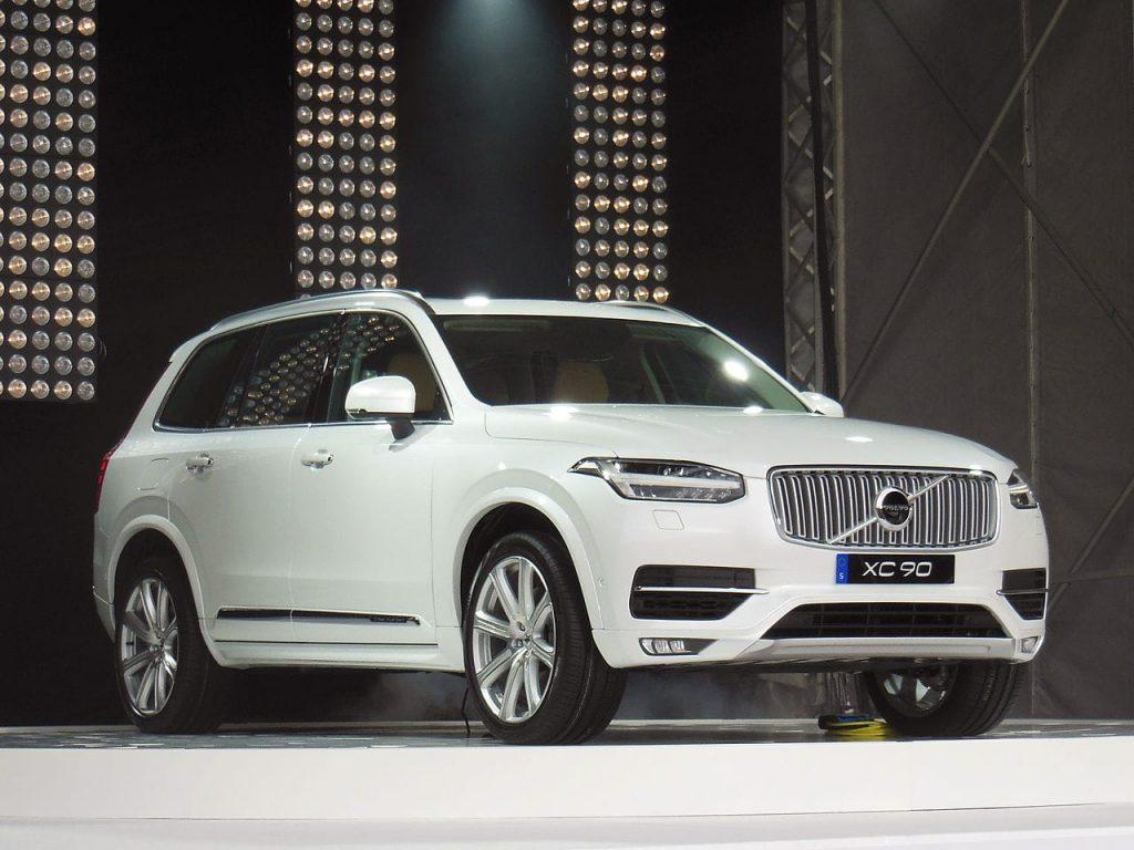 Volvo xc90 - Auto di Famiglia