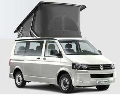 volkswagen california - Auto di famiglia