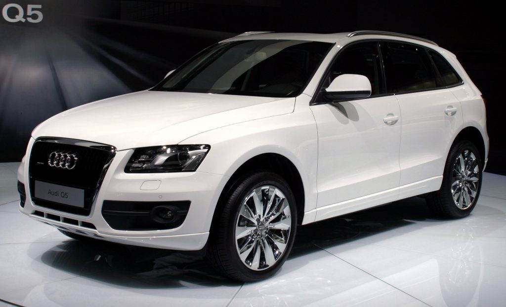 Audi Q5 - Auto di Famiglia