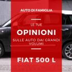 Fiat 500 L Opinioni - Auto di Famiglia