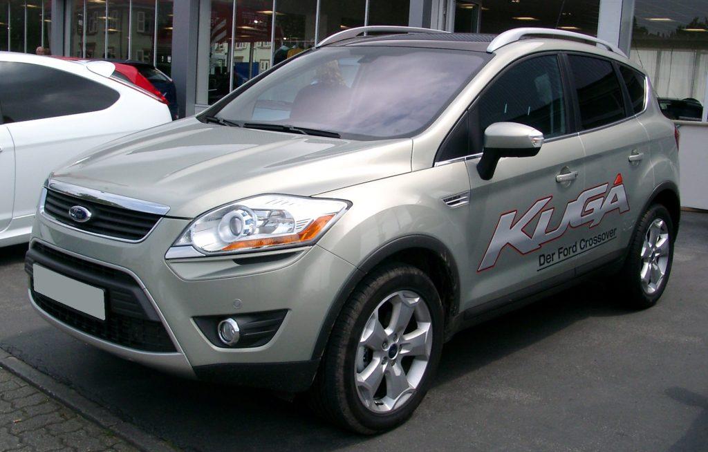 Ford Kuga - Auto di Famiglia