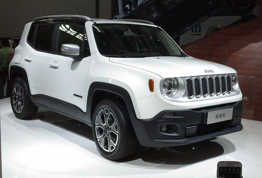 Jeep Renegade - Auto di Famiglia