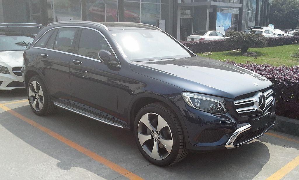 Mercedes GLC - Auto di Famiglia