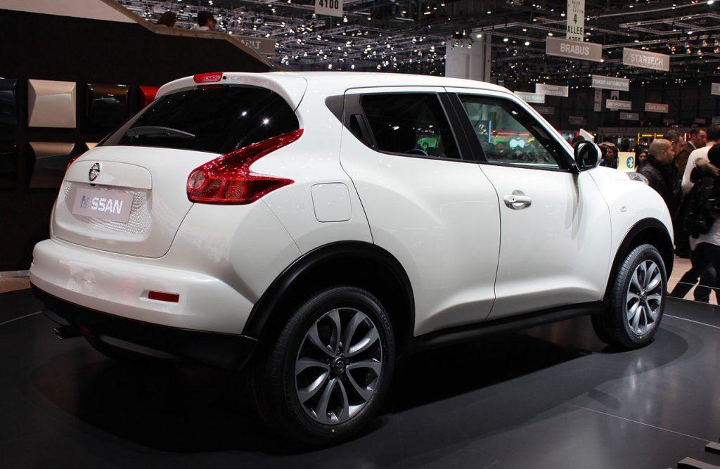 Nissan Juke - Auto di Famiglia