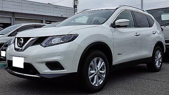 Nissan_X-Trail - Auto di Famiglia