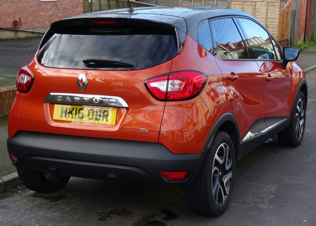 Renault Capture - Auto di Famiglia