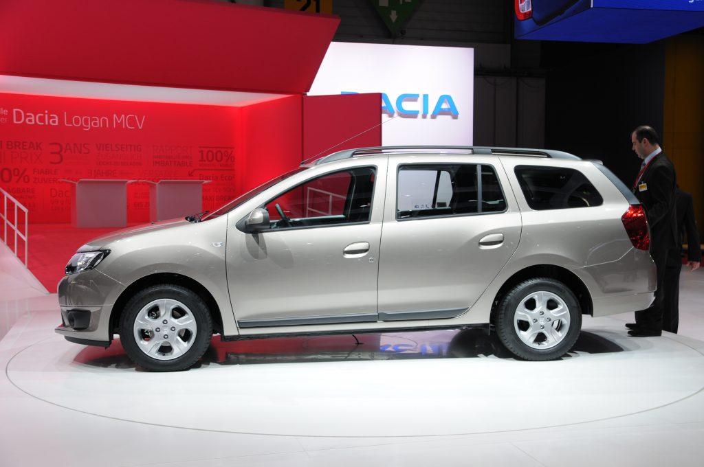 Dacia Logan MCV - Auto di Famiglia