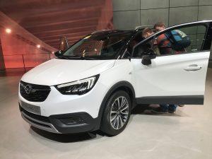 Opel Crossland X 2017 - Auto di Famiglia