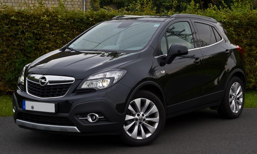 Opel Mokka - Auto di Famiglia