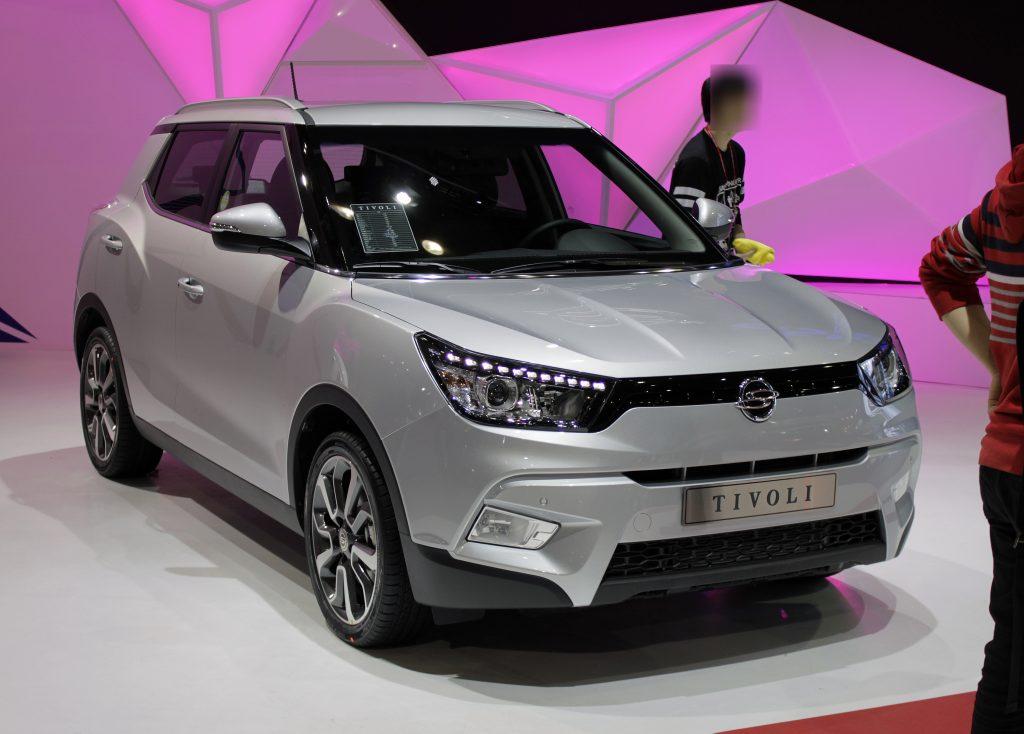 Ssangyong Tivoli - Auto di Famiglia