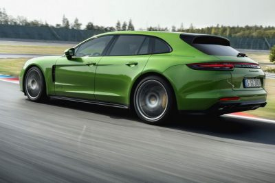 Porsche Panamera GTS Station Wagon