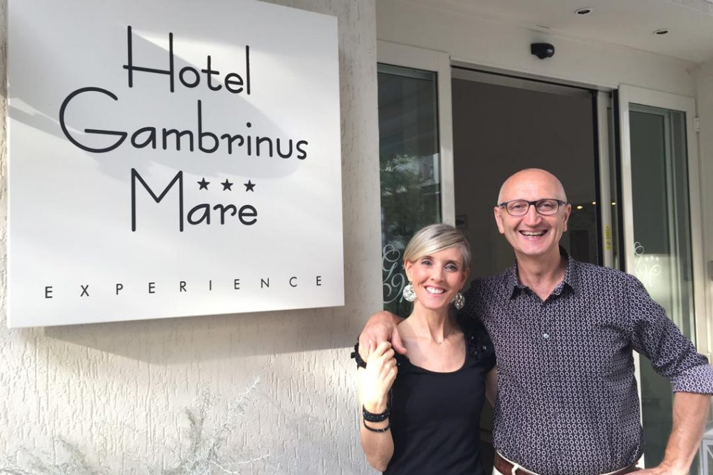 Family Hotel Gambrinus Mare