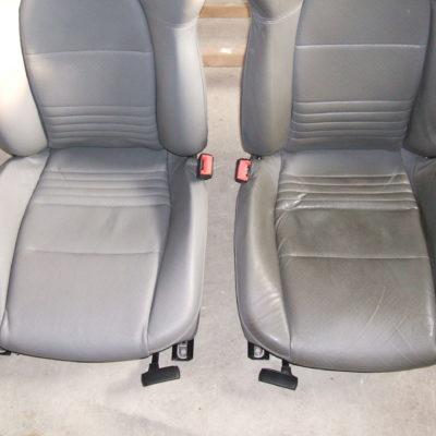 rivestire sedili auto